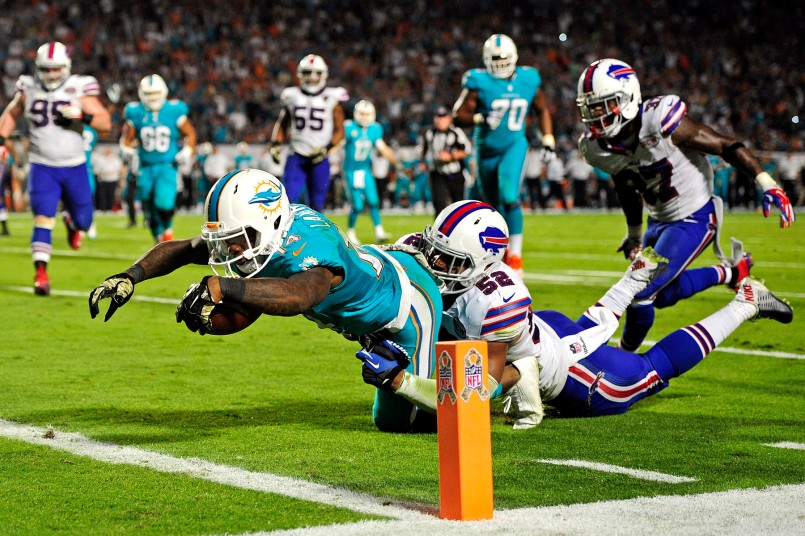Bills Dolphins Football